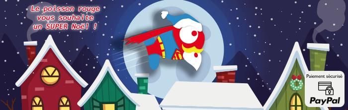 Boutique-Originale.com vous souhaite un SUPER Noël !