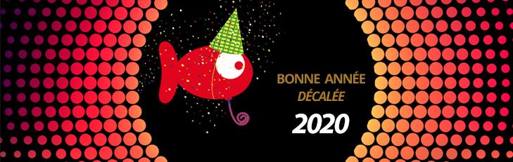 Boutique-Originale.com : Bonne année décalée 2020